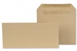 C5 Manilla Gummed Envelopes 229x162mm A5